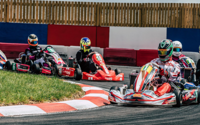 Go Karting Experience at Drift Stage Game